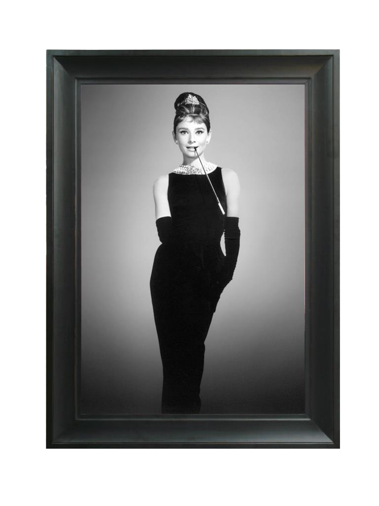 Framed Audrey (Small)