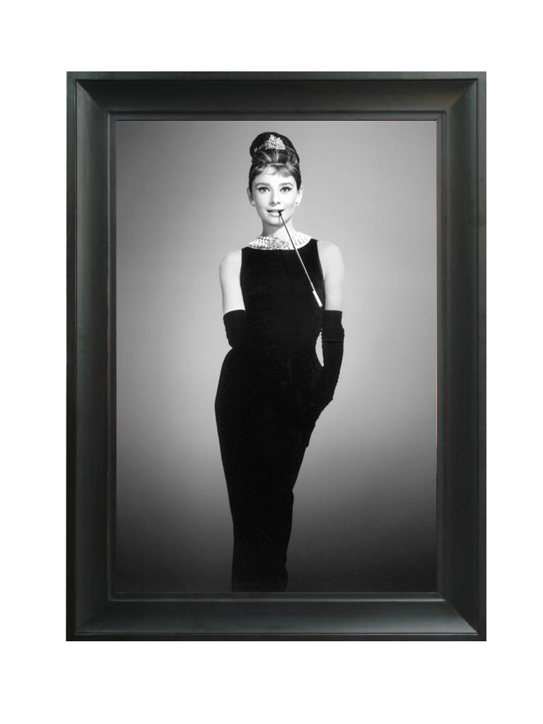 Framed Audrey (Large)
